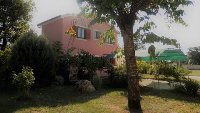 Villa with private pool, sauna, sun terrace, in central Istria, 4