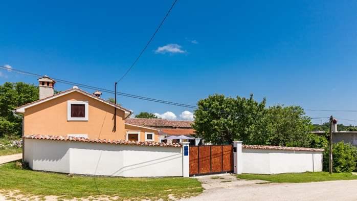 Eco friendly villa with private pool in Žminj, playground, 19