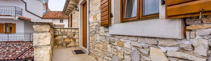 Apartments in Istria