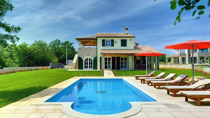 Villas with pool Villa Bellinda