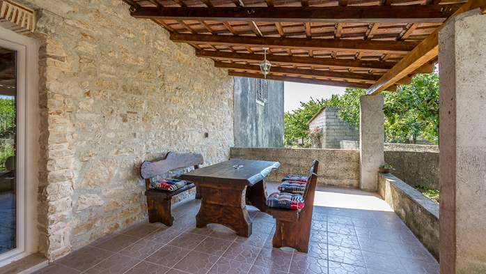 Traditional house with 2 BR offers an unique experience of Istria, 1