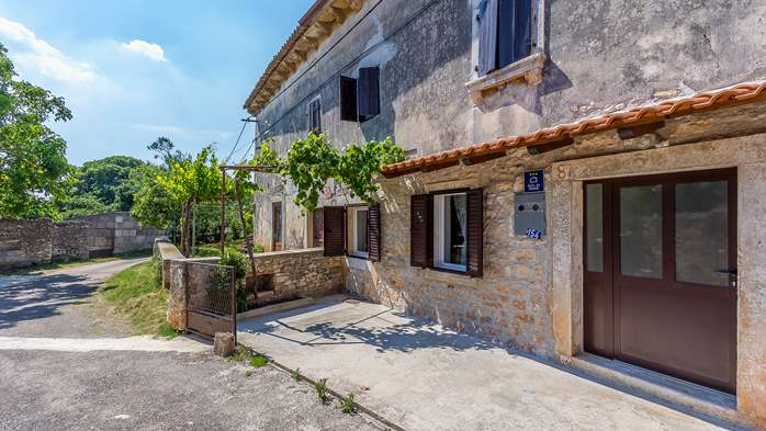 Traditional house with 2 BR offers an unique experience of Istria, 3