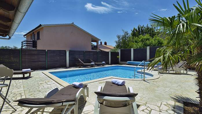 Villa in Ližnjan for golf lovers, with private pool, 3