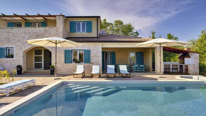 Villa with pool, sauna and kids playground for 12 persons, 3