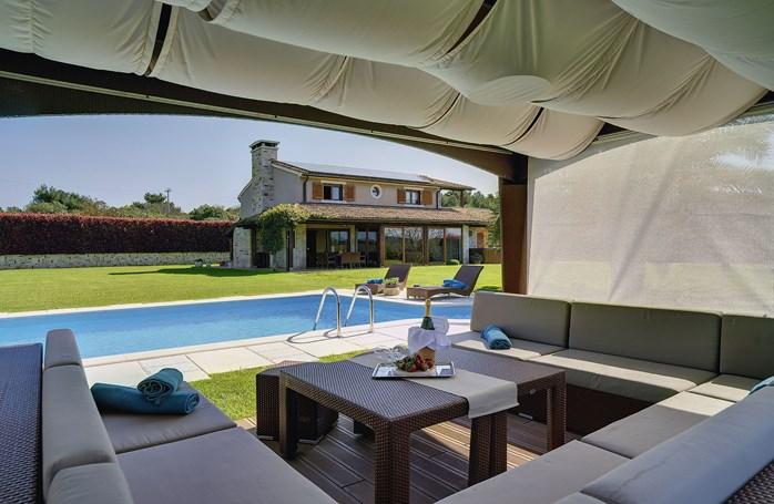 Accommodation in Istra