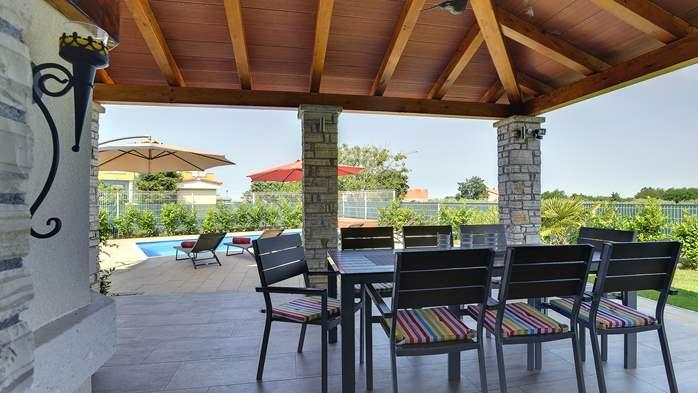 Villa with private pool, close to Novigrad, for a perfect holiday, 8