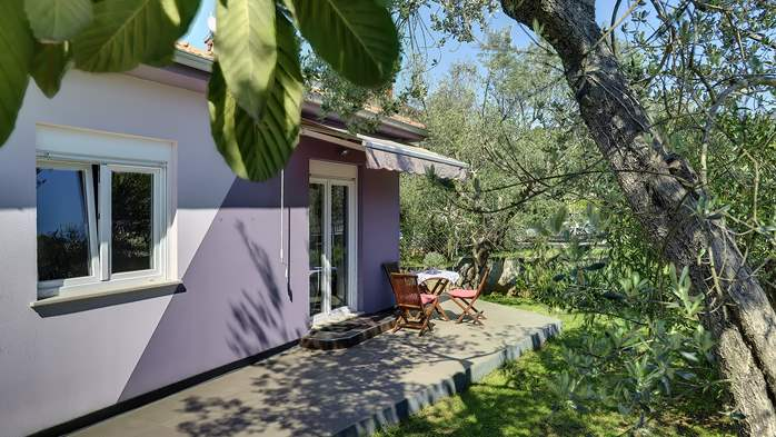Holiday home with private pool in Štinjan, Wi-Fi, BBQ, 5