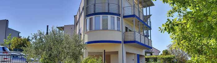 Apartments in Pula