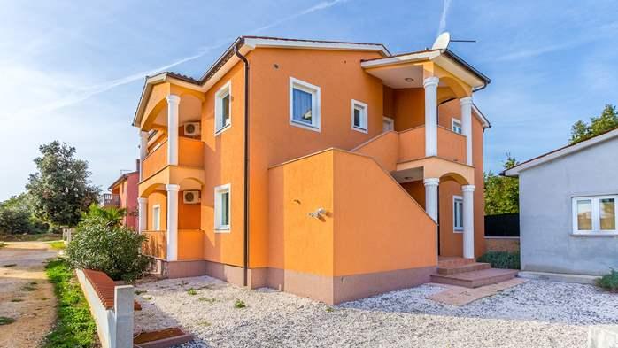 Comfortable accommodation for 12 people, house with pool, Ližnjan, 6