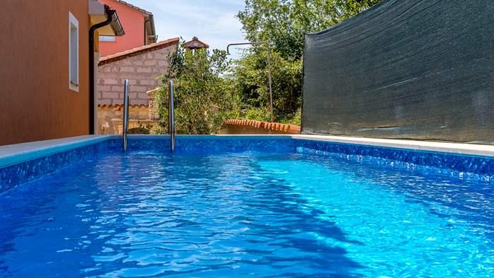 Comfortable accommodation for 12 people, house with pool, Ližnjan, 3