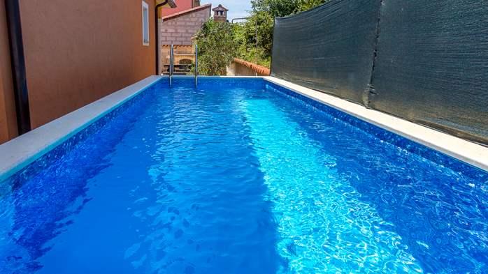 Comfortable accommodation for 12 people, house with pool, Ližnjan, 5
