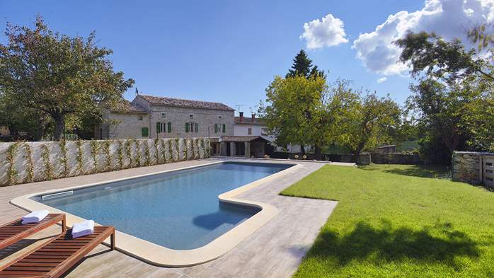 Villas with pool Villa Krase