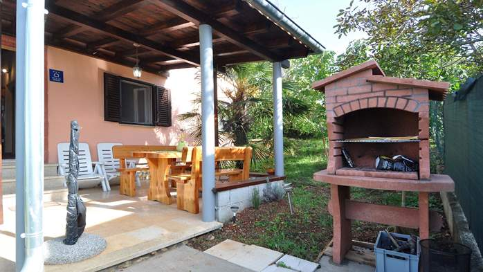 Charming newly renovated holiday home with air conditioning, 4