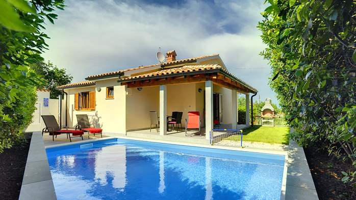 Villas with pool Casa Mareti