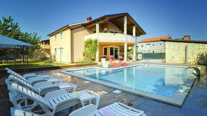 Villas with pool Villa Anita