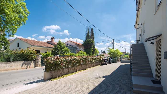 Detached house in Štinjan with parking place and WiFi connection, 14