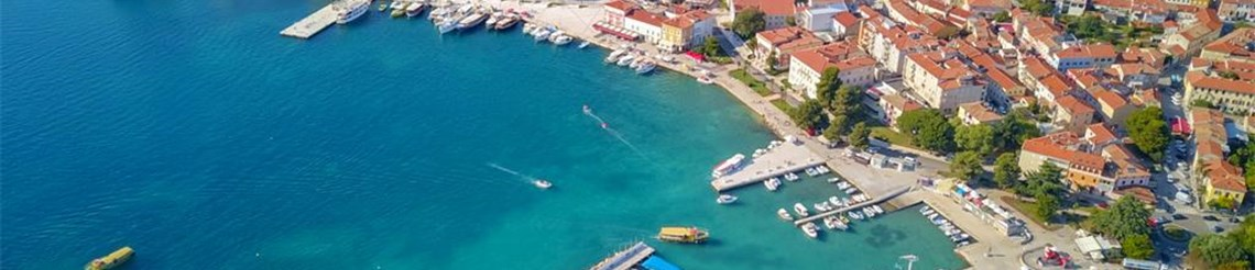 Holiday vacation in Poreč