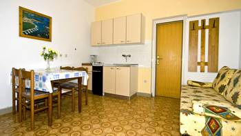 Comfortable apartment for 3 persons with terrace and shared pool, 1