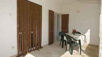 Comfortable apartment for 3 persons with terrace and shared pool, 10