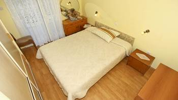 Two bedrooms in the apartment with private balcony for 4 persons, 8