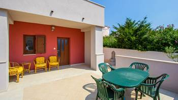 One bedroom apartment in Banjole with WiFi and private terrace, 12