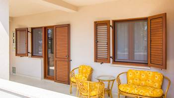 One bedroom apartment in Banjole with WiFi and private terrace, 14