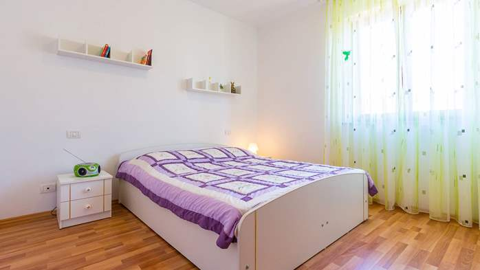 Nice apartment for 2-4 persons with terrace, parking, free WiFi, 7