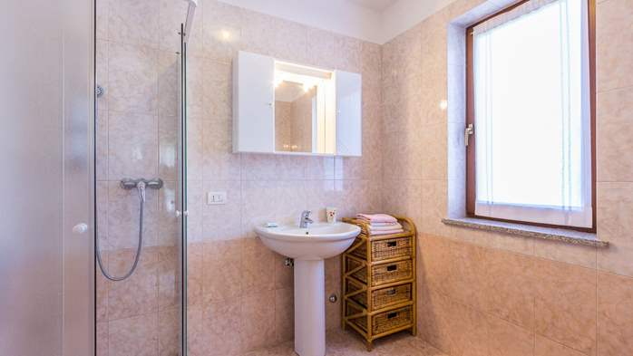Studio apartment for 2-3 persons with nice interior and terrace, 5