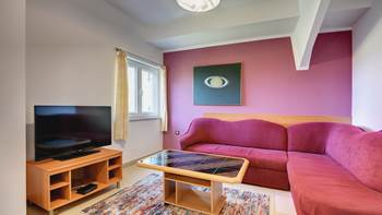 An intimate ambience for two persons with covered balcony, WiFi, 3