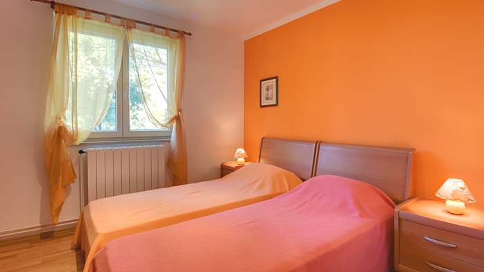 Apartment Orion with two colorful bedrooms and a private terrace, 7