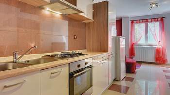 Two-bedroom apartment Hercules, private terrace on ground floor, 5