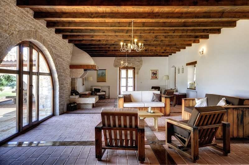 Prenotate questa trazionale villa istriana non lontano da Parenzo