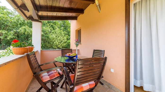 Villa with five bedrooms and private heated pool, 33