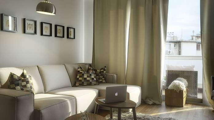 Sophisticated apartment for two persons in the centre of Pula, 19