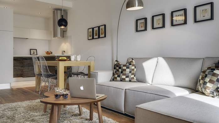 Sophisticated apartment for two persons in the centre of Pula, 3