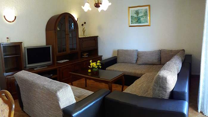 Air conditioned apartment in Gajana, with big covered balcony, 2