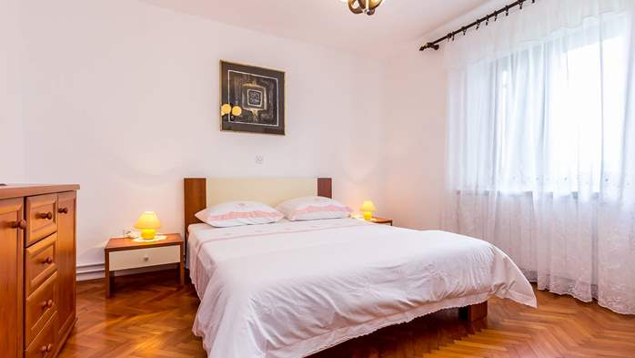 Air conditioned apartment in Gajana, with big covered balcony, 8