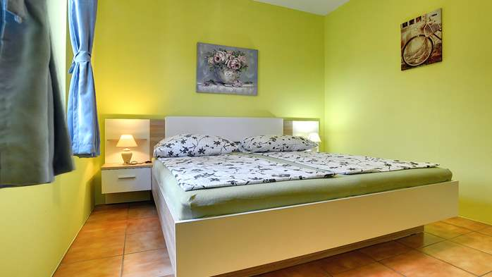 Apartment for 4 persons with pleasant ambience, private balcony, 6