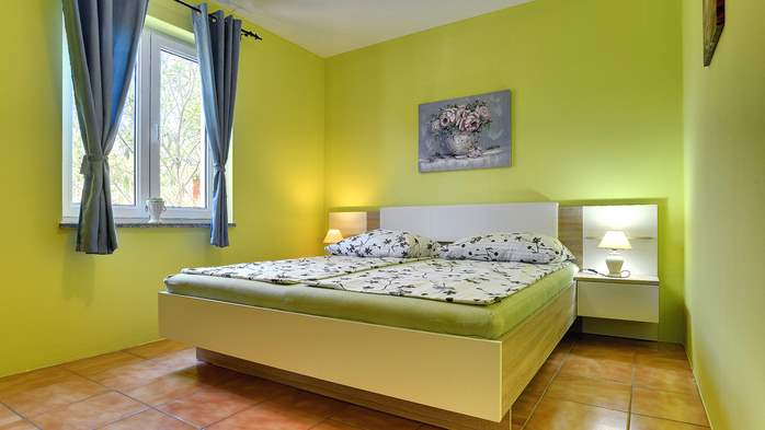 Apartment for 4 persons with pleasant ambience, private balcony, 5