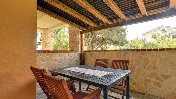 Apartment for 4 persons with pleasant ambience, private balcony, 8