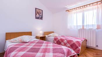 Air conditioned apartment in Banjole, with sea view, 2