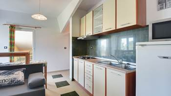 Family apartment with outdoor pool and two bedrooms, observatory, 2