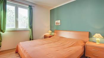 Nice, comfortable two-bedroom apartment for 4 persons, playground, 9
