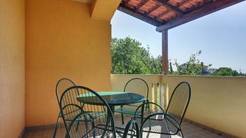 Nice apartment for 4 persons with terrace, gym and playground, 15
