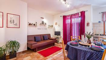 Beautiful, air-conditioned apartment for 4 persons in Vinkuran, 6