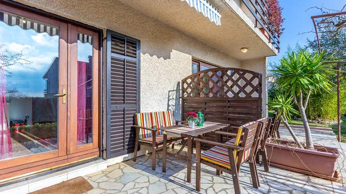 Beautiful, air-conditioned apartment for 4 persons in Vinkuran, 9