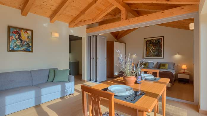 Villa in Pula, only 40m from the beach, for 6-9 persons, 29