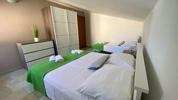 Nicely decorated apartment for 5 persons with balcony, WiFi, 5