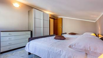 Nicely decorated apartment for 5 persons with balcony, WiFi, 4