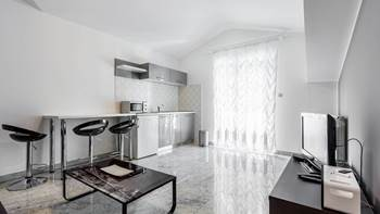 Nicely decorated apartment for 5 persons with balcony, WiFi, 2